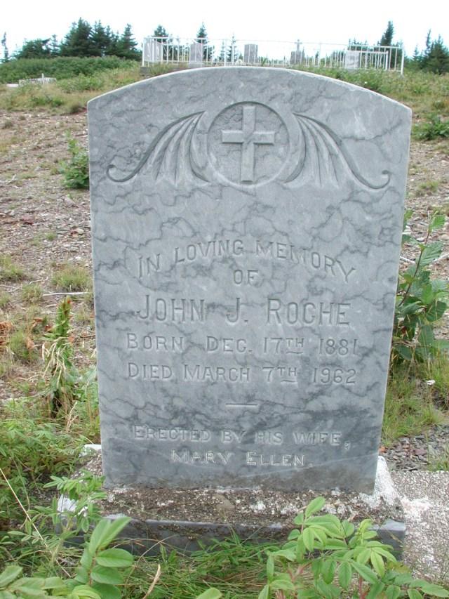 ROCHE, John J (1962) BRA01-7707