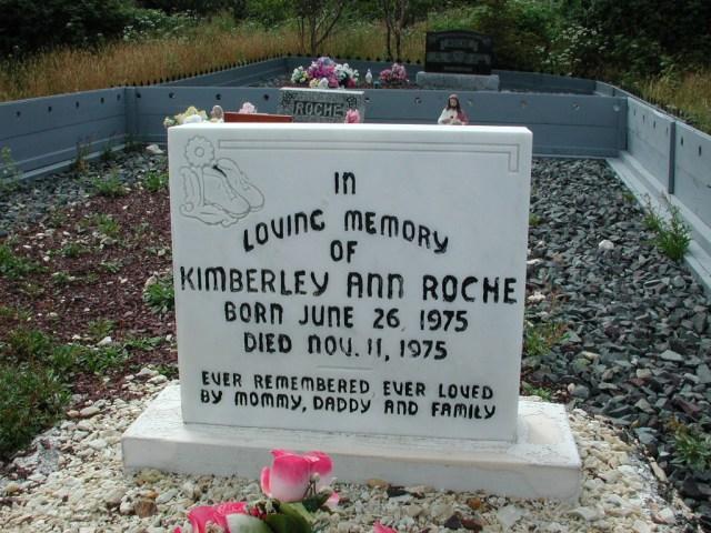 ROCHE, Kimberley Ann (1975) BRA01-7807