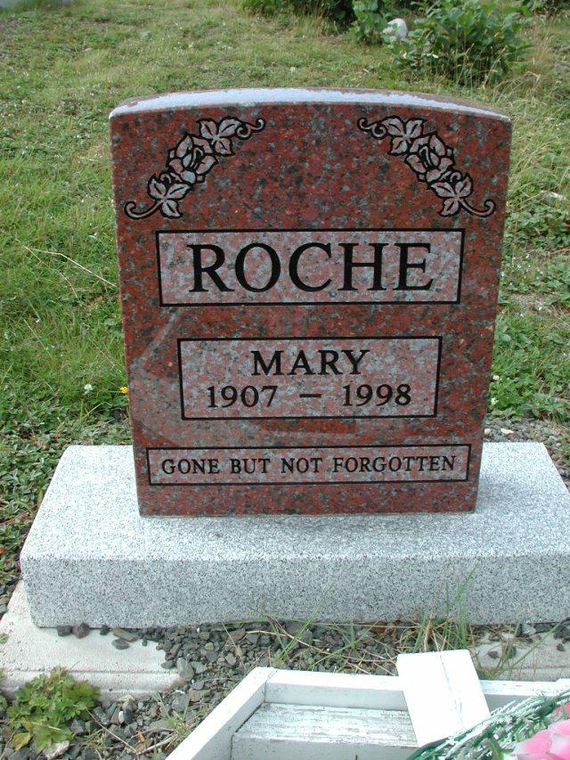 ROCHE, Mary (1998) BRA01-7815