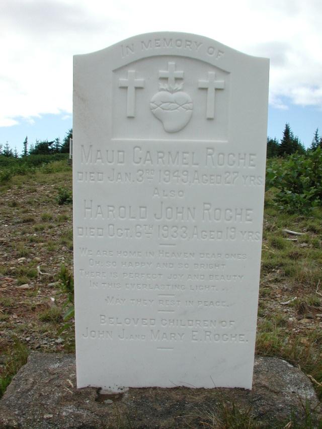 ROCHE, Maud Carmel (1949) & Harold John (1933) BRA01-7706