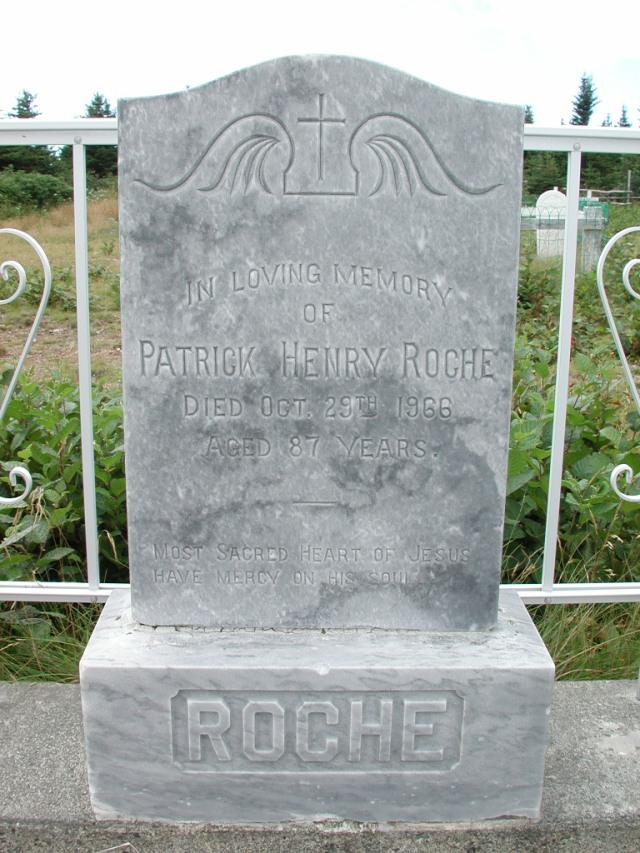 ROCHE, Patrick Henry (1966) BRA01-7748