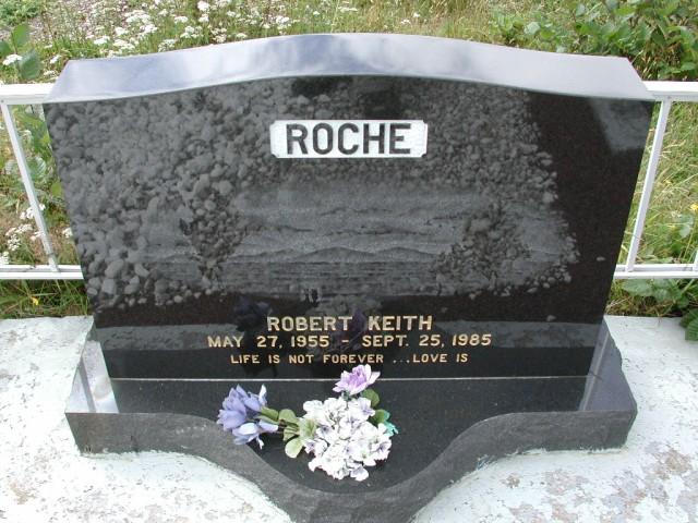 ROCHE, Robert Keith (1985) BRA01-3255