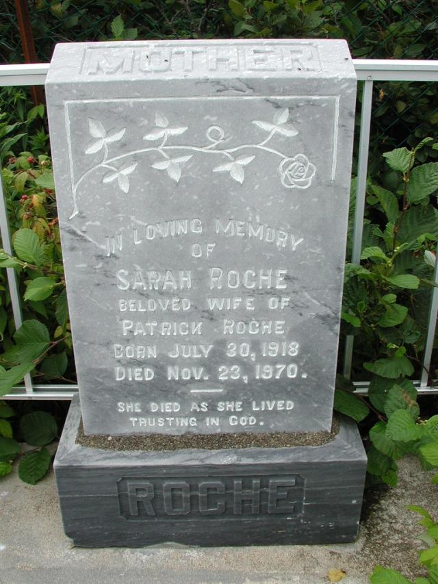 ROCHE, Sarah (1970) BRA01-3118