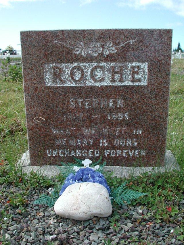 ROCHE, Stephen (1985) BRA01-7817