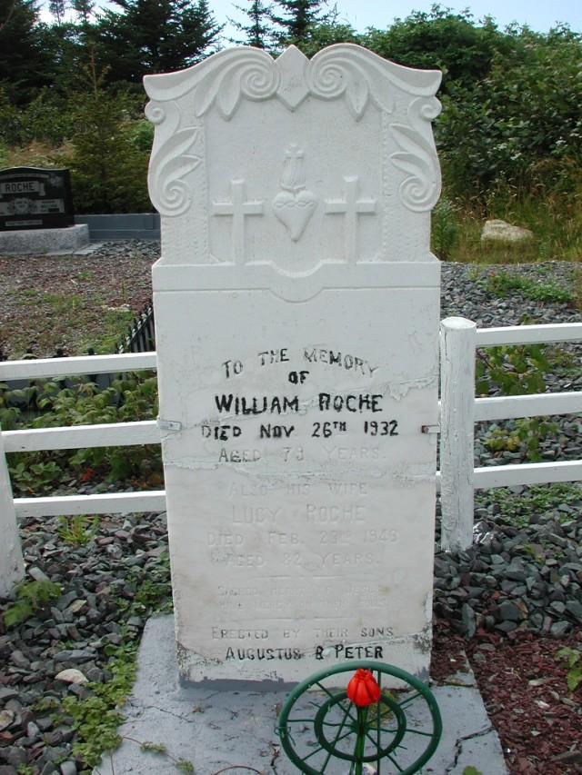 ROCHE, William (1932) & Lucy (1943) BRA01-7804