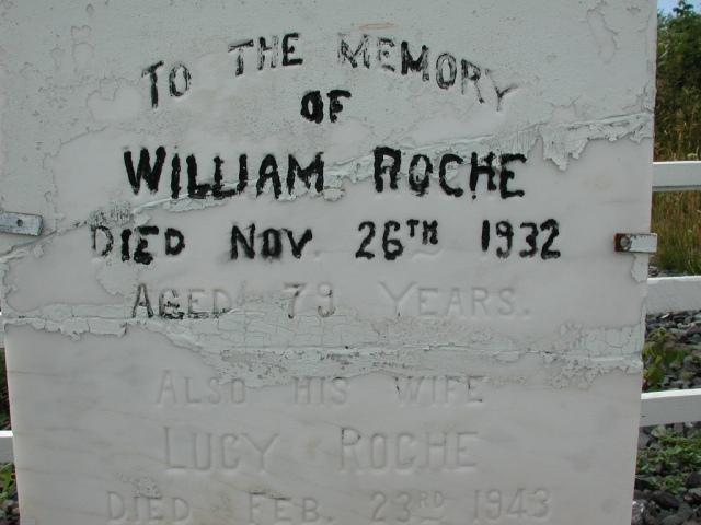 ROCHE, William (1932) & Lucy (1943) BRA01-7805