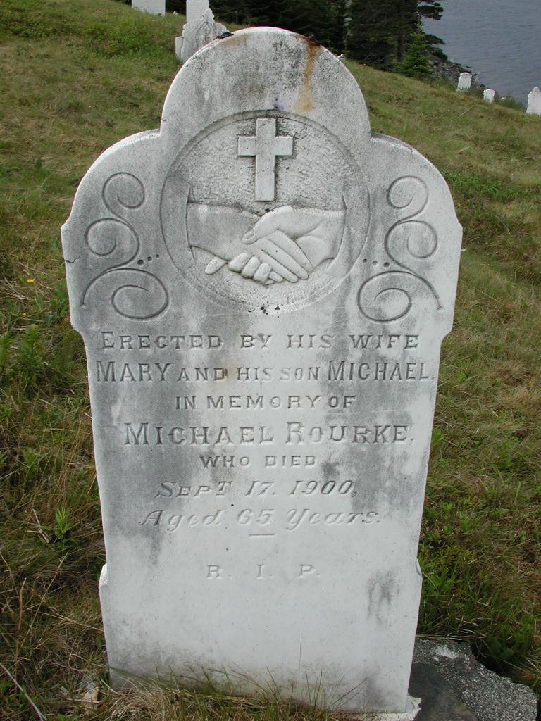 ROURKE, Michael (1900) SJP01-7651