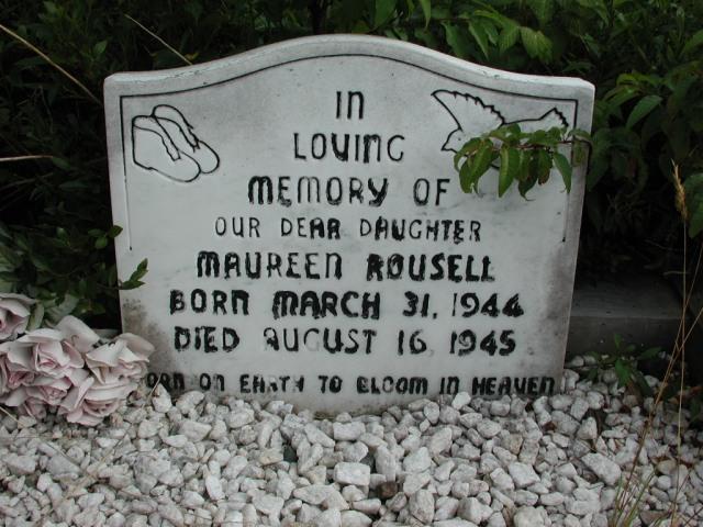 ROUSELL, Maureen (1945) STM01-2465