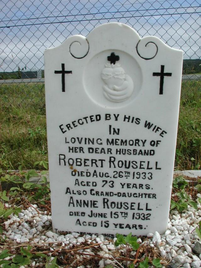 ROUSELL, Robert (1933) & Annie (1932) STM01-2426