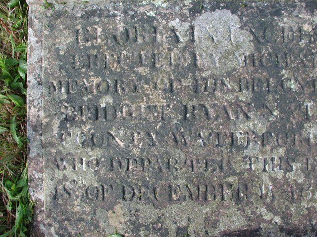 RYAN, Bridget (1846) STM02-2547