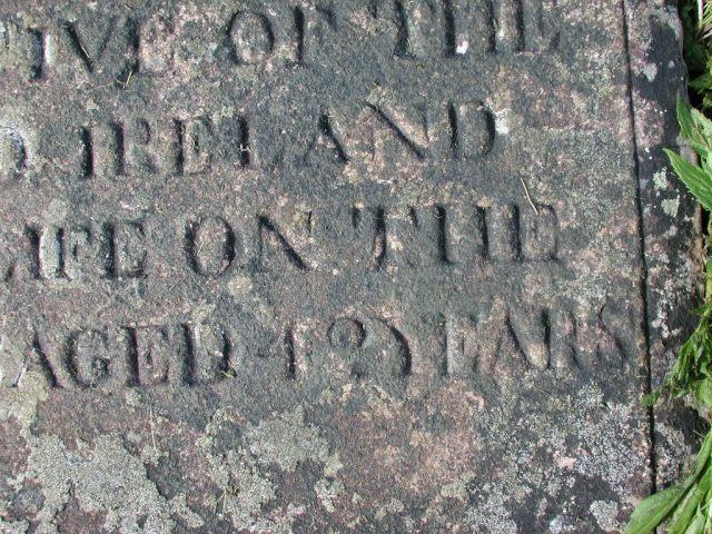 RYAN, Bridget (1846) STM02-2557