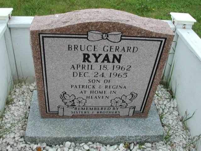 RYAN, Bruce Gerard (1965) ODN02-7815