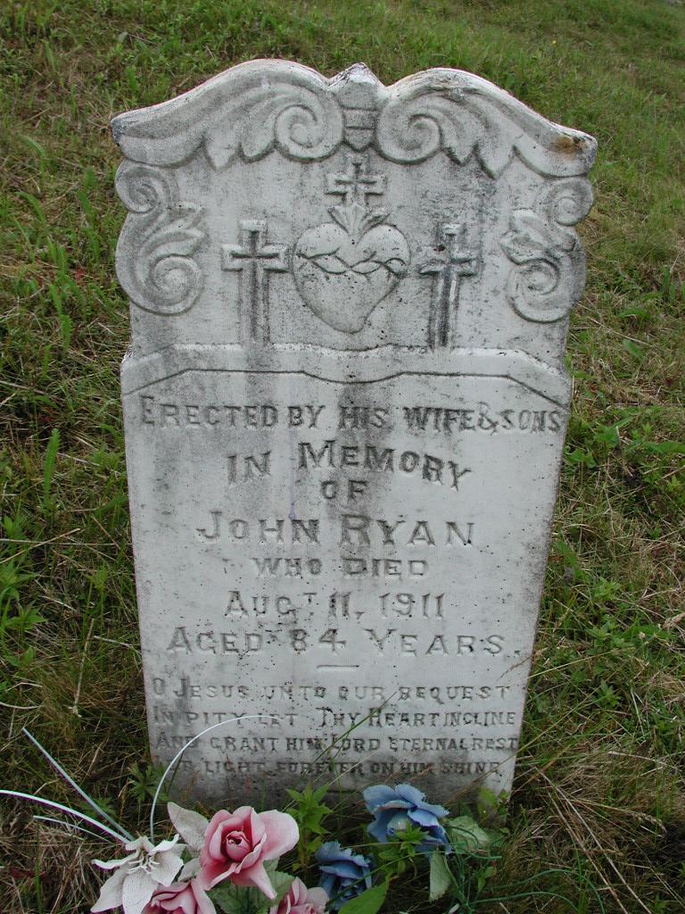 RYAN, John (1911) SJP01-7490