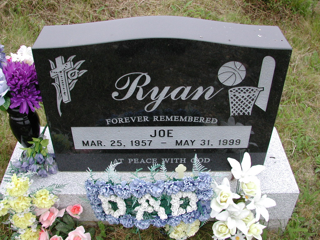 RYAN, Jose (1999) SJP01-7451