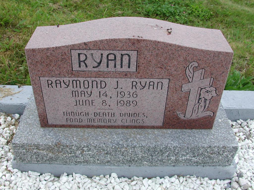 RYAN, Raymond J (1989) SJP01-7525
