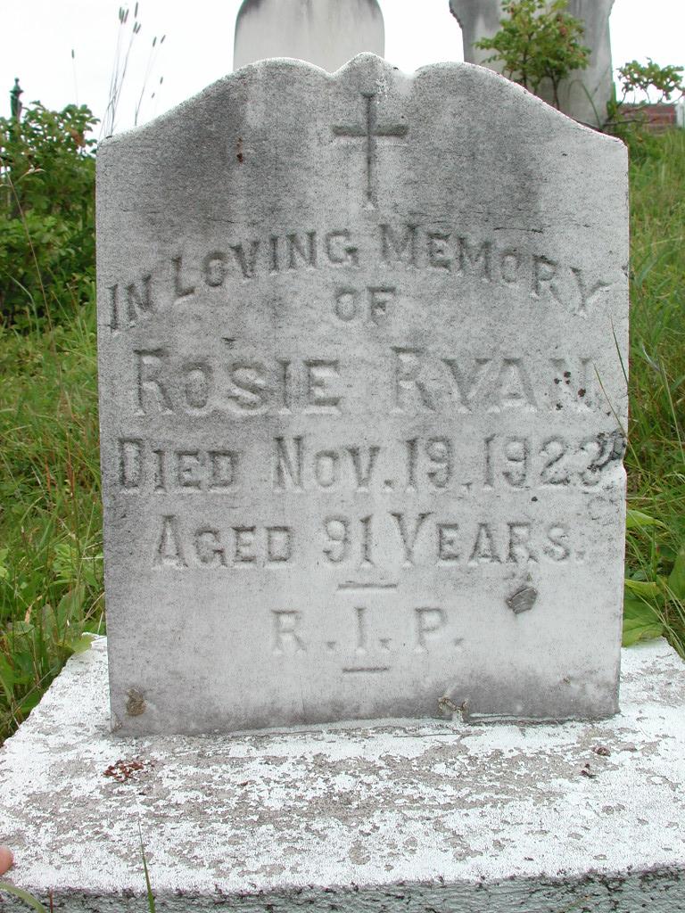 RYAN, Rosie (1923) SJP01-1865