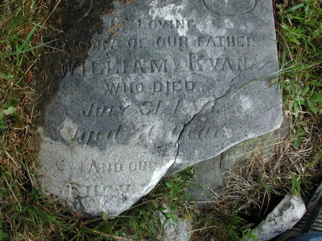 RYAN, William (1871) & Lucy STM01-2341