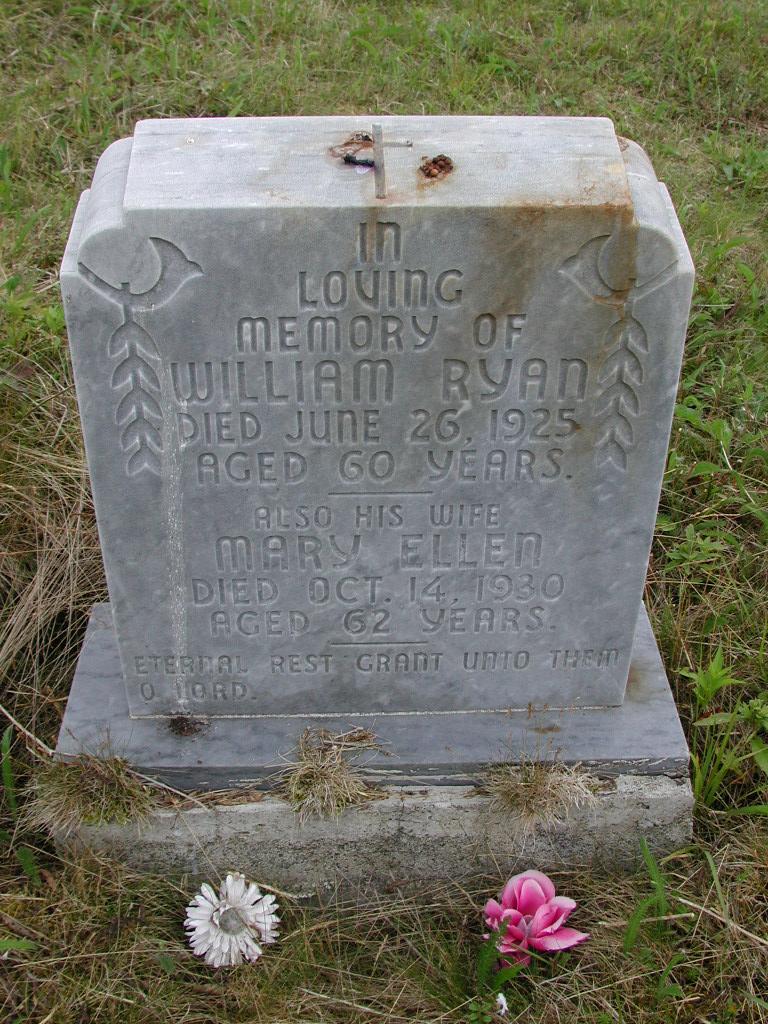 RYAN, William (1925) & Mary Ellen (1930) SJP01-7491