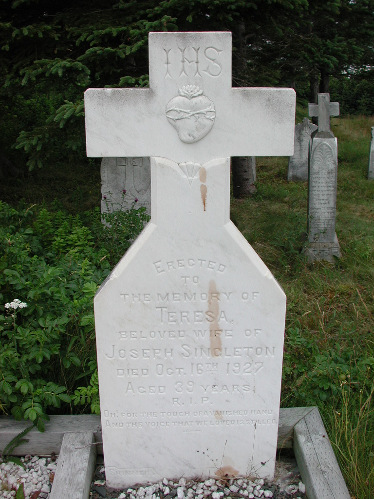 SINGLETON, Teresa (1927) SJP01-1684