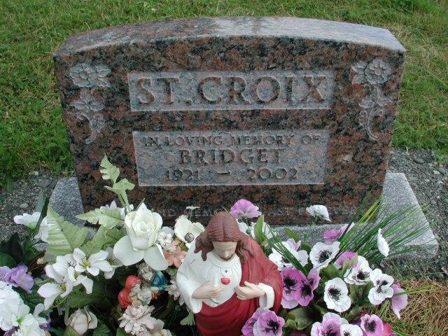 ST CROIX, Bridget (2002) STM01-2491