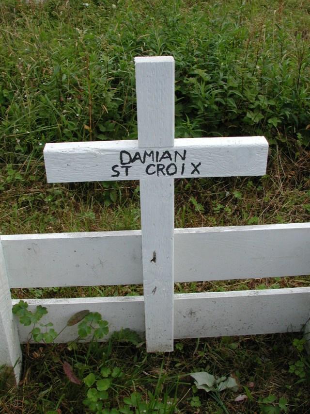 ST CROIX, Damian (xxxx) STM01-8147