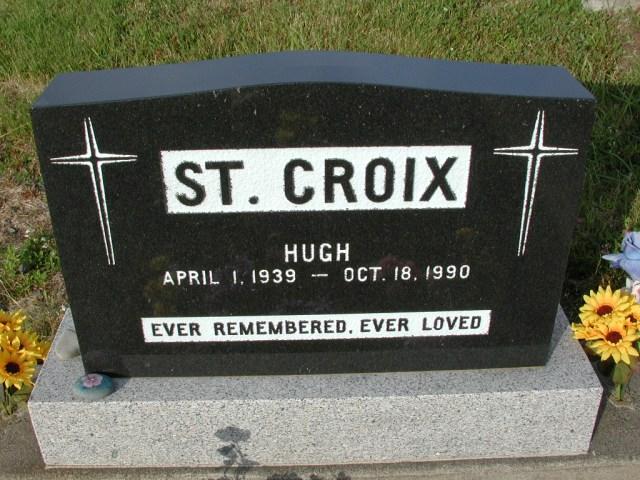 ST CROIX, Hugh (1990) STM03-9426
