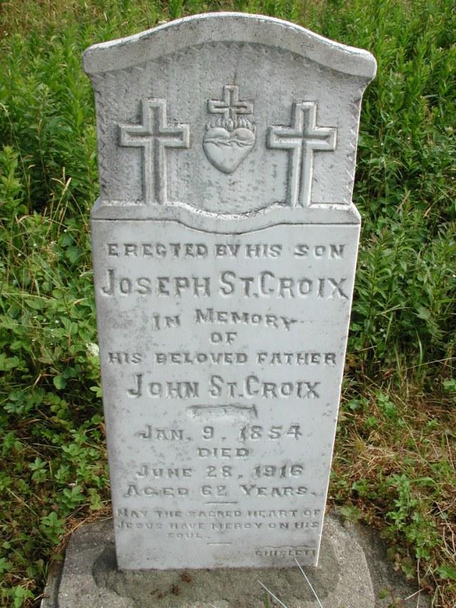 ST CROIX, John (1916) STM01-8164