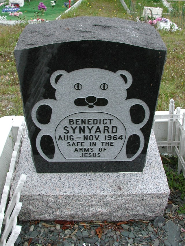 SYNYARD, Benedict (1964) ODN02-7779