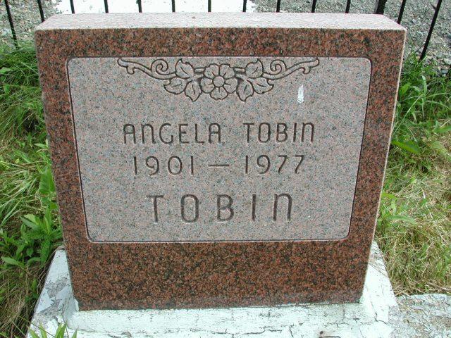 TOBIN, Angela (1977) STM01-8274