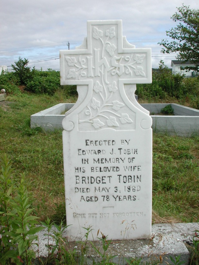 TOBIN, Bridget (1960) STM01-2504