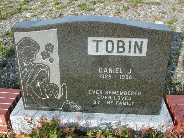 TOBIN, Daniel J (1996) STM03-9422