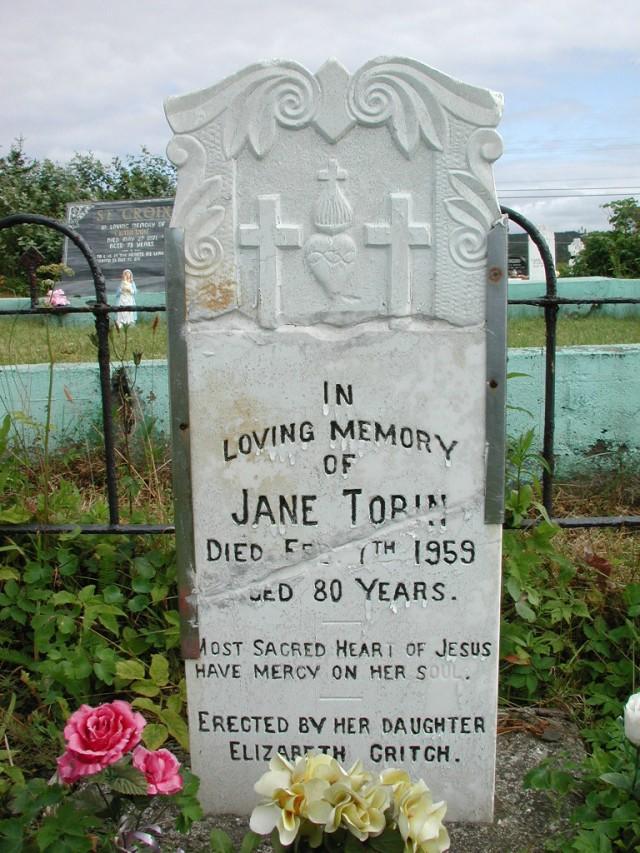 TOBIN, Jane (1959) STM01-2500