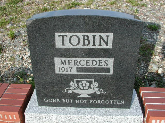 TOBIN, Mercedes (xxxx) STM03-9421