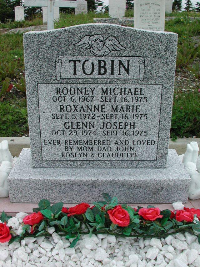 TOBIN, Rodney Michael (1975) & Roxanne & Glenn ODN02-2031