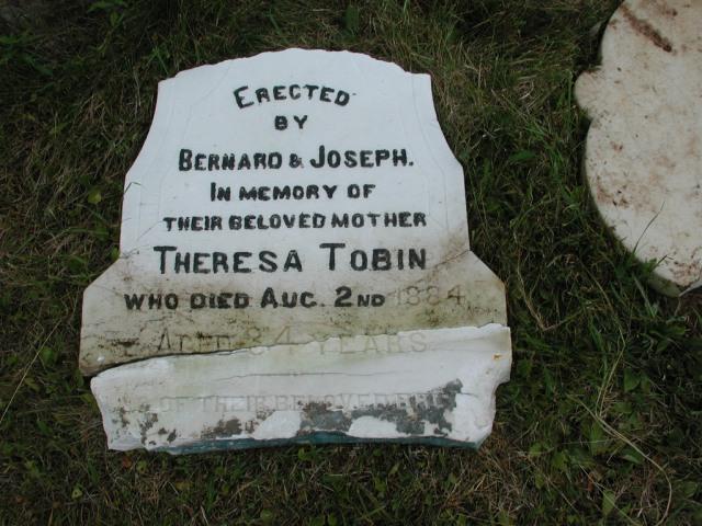 TOBIN, Theresa (1884) & Unknown STM01-2272