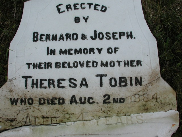 TOBIN, Theresa (1884) & Unknown STM01-2273