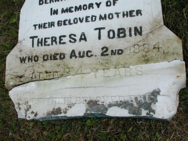 TOBIN, Theresa (1884) & Unknown STM01-2274