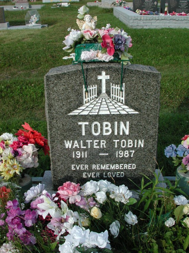 TOBIN, Walter (1987) STM03-3724