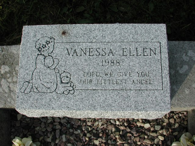 UNKNOWN, Vanessa Ellen (1988) STM03-3700