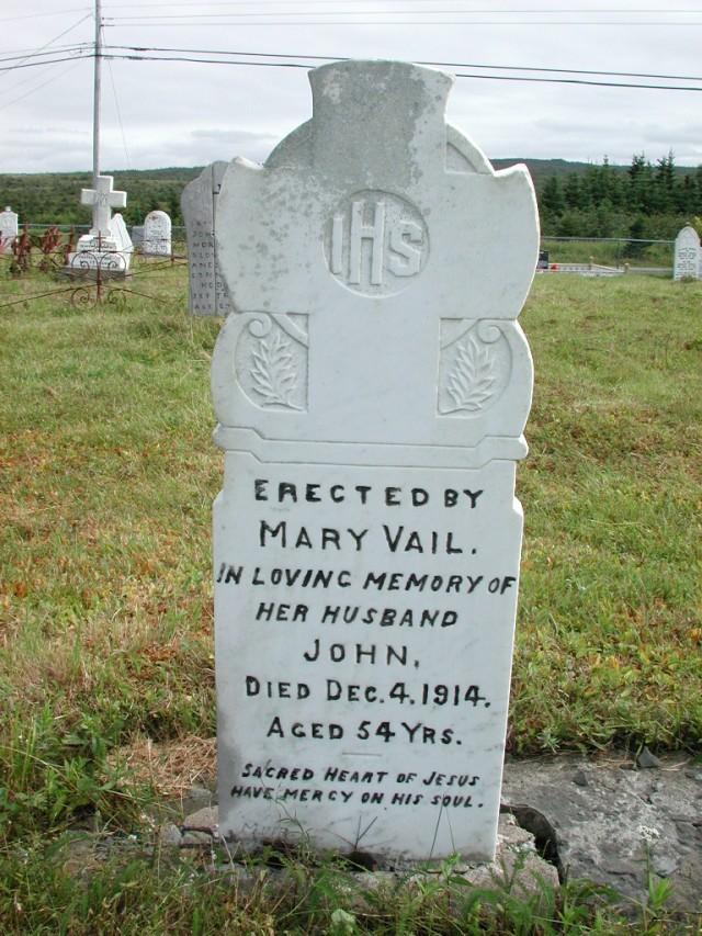 VAIL, John (1914) STM01-2372