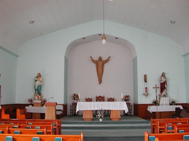 -View - inside church STM02-2609