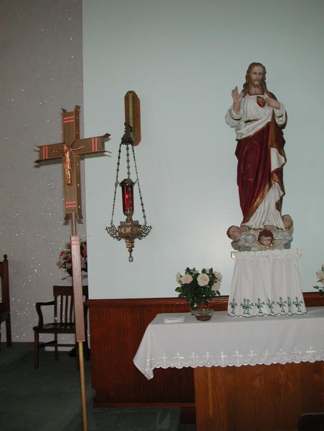-View - inside church STM02-2616