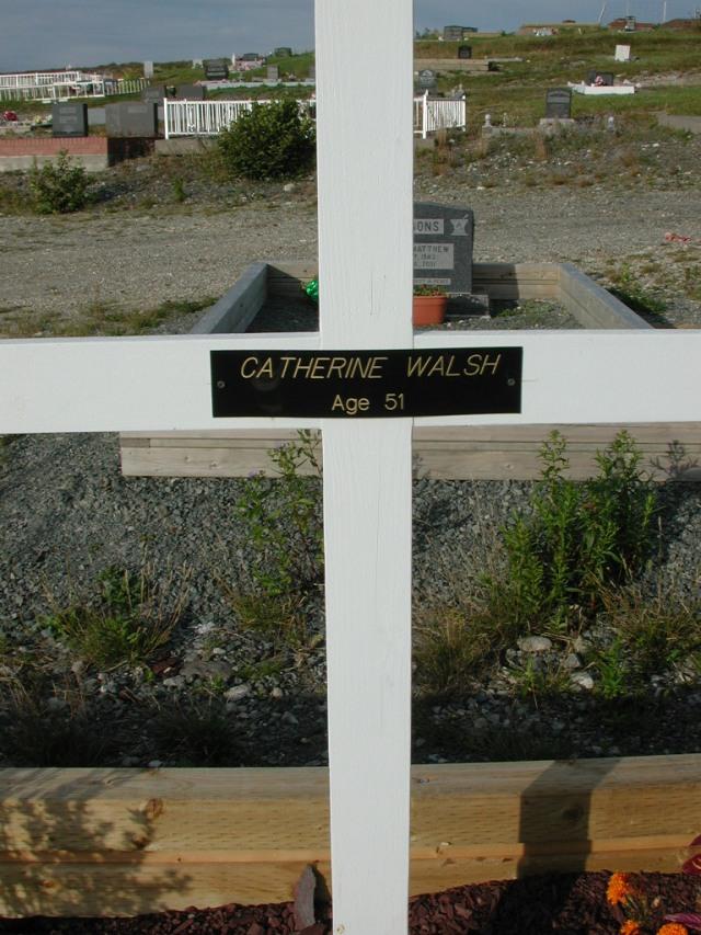 WALSH, Catherine (xxxx) STM03-9411