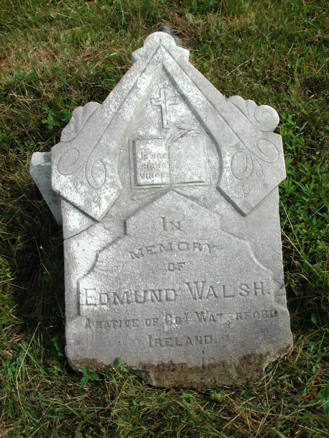 WALSH, Edmund (189x) STM01-2387