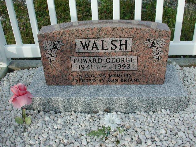 WALSH, Edward George (1992) STM03-3728