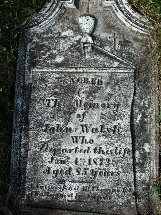 WALSH, John (1872) STM02-2566