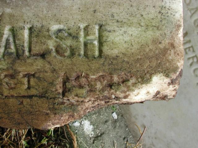 WALSH, John (19xx) & Ellen (1930) STM01-8174