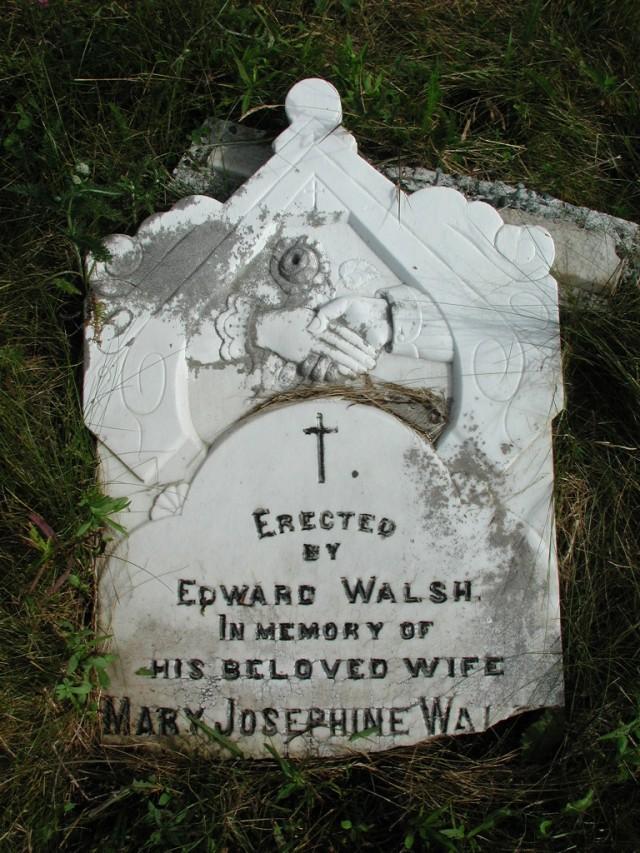 WALSH, Mary Josephine (1xxx) STM01-2420