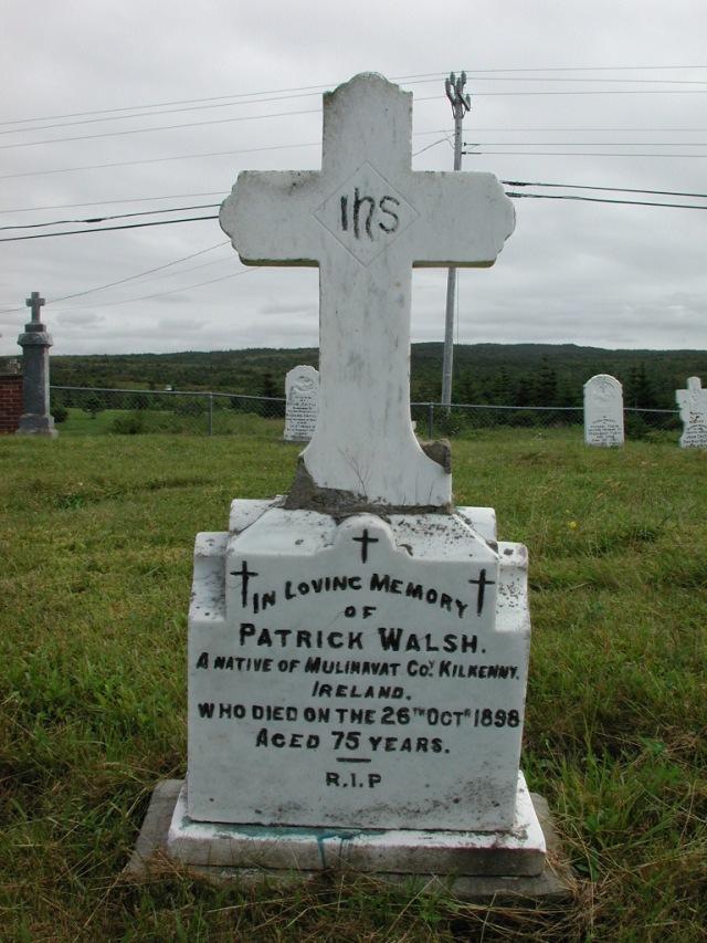 WALSH, Patrick (1898) STM01-2329