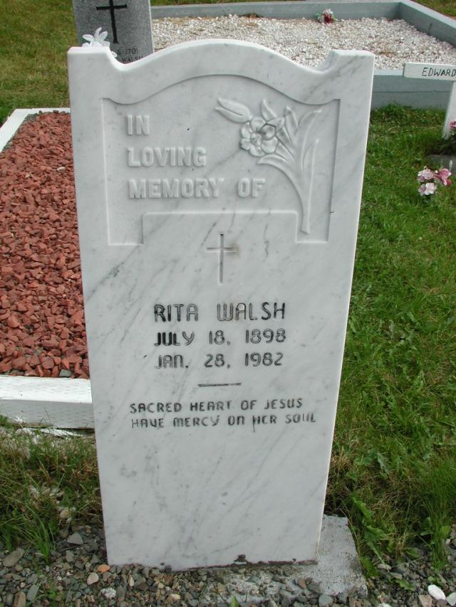 WALSH, Rita (1982) STM01-8294